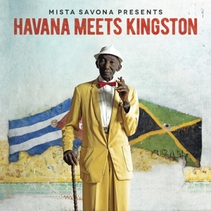 vinyl 2LP MISTA SAVONA Havana Meets Kingston