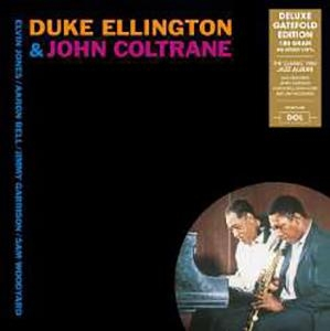 vinyl LP DUKE ELLINGTON & JOHN COLTRANE Duke Ellington & John Coltrane