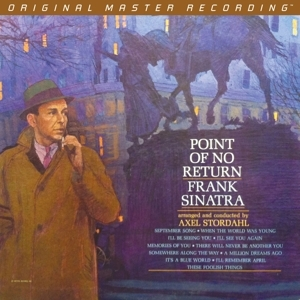 vinyl LP FRANK SINATRA Point Of No Return