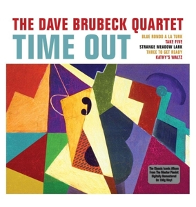 vinyl LP DAVE BRUBECK Time Out