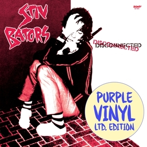 vinyl LP STIV BATORS Disconnected