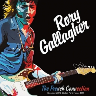 vinyl LP RORY GALLAGHER FRENCH CONNECTION -RSD-