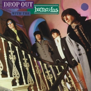 vinyl LP BARRACUDAS Drop Out With the Barracudas