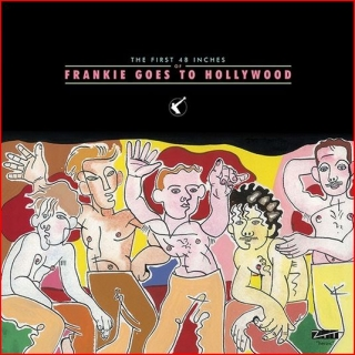vinyl 4LP FRANKIE GOES TO HOLLYWOOD  RSD - THE FIRST 48 INCHES OF FRANKIE GOE...