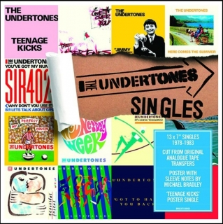 "vinyl 13x7""SP UNDERTONES,THE  RSD - THE 7' SINGLES BOX"