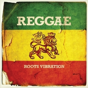 vinyl LP Reggae Roots Vibration (various artists)