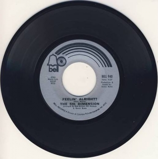 "7""SP 5Th DIMENSION,THE - If Coluld Reach You"